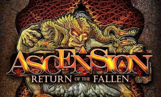 Ascension: Return of the Fallen Board Game