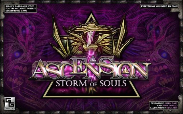 Ascension: Storm of Souls Board Game