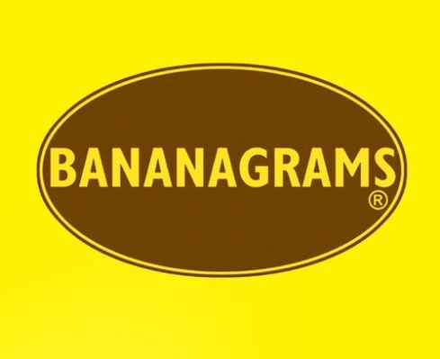 Bananagrams Board Game