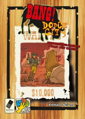Bang! Dodge City Board Game