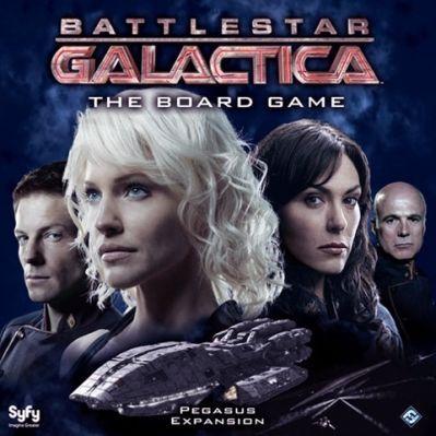 Battlestar Galactica: Pegasus Expansion Board Game