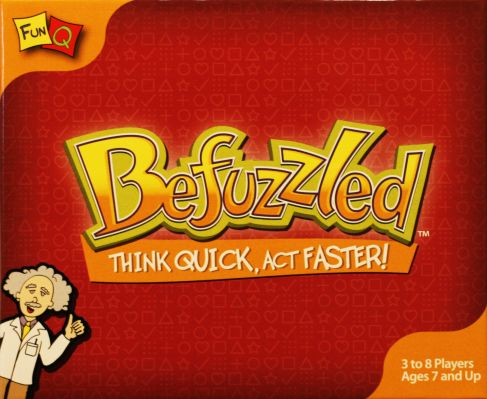 Befuzzled Board Game