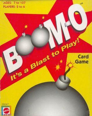 Boom-O Board Game
