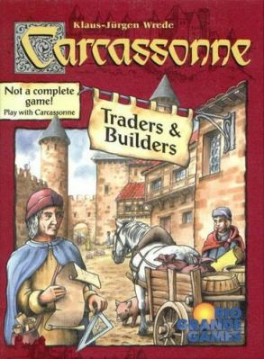 Carcassonne: Traders & Builders Board Game