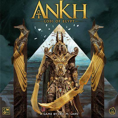 Ankh - Gods of Egypt Board Game
