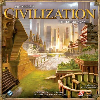 Sid Meier's Civilization: The Board Game Board Game