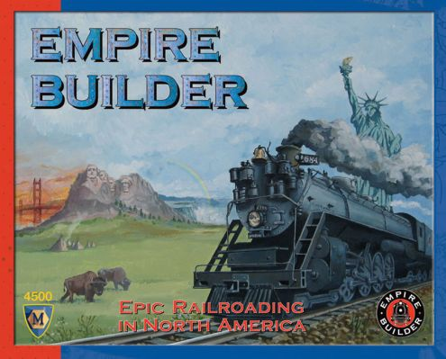 Empire Builder Board Game