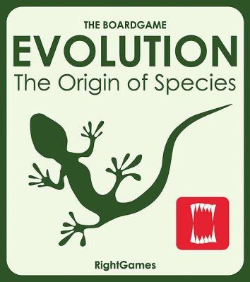 Evolution: The Origin of Species Board Game