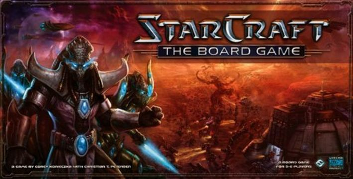 StarCraft: The Board Game Board Game