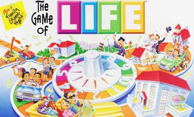 Life: The Game of Life Board Game