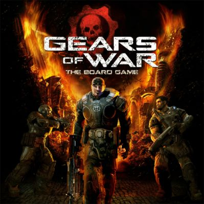Gears of War: The Board Game Board Game