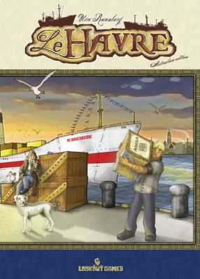Le Havre Board Game