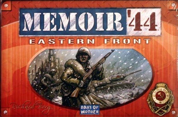 Memoir '44: Eastern Front Board Game