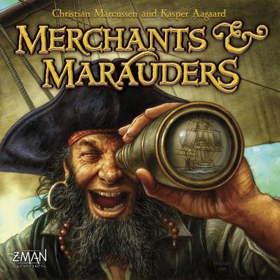 Merchants & Marauders Board Game