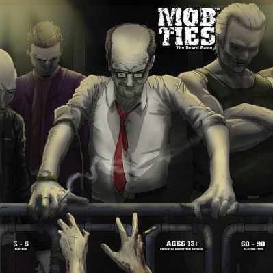 Mob Ties Board Game