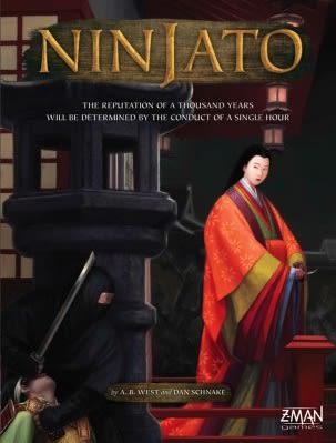 Ninjato Board Game