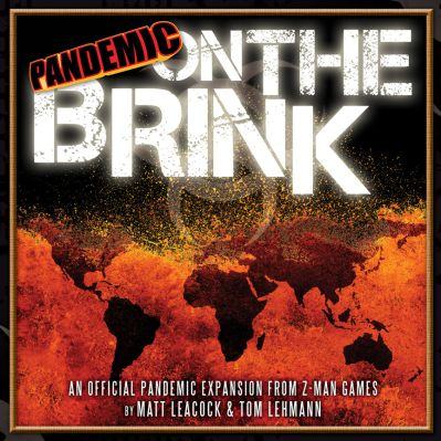 Pandemic: On the Brink Board Game