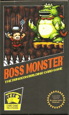 Boss Monster Board Game
