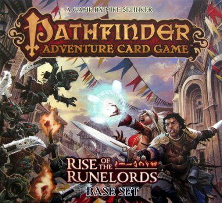 Pathfinder Adventure Card Game Board Game