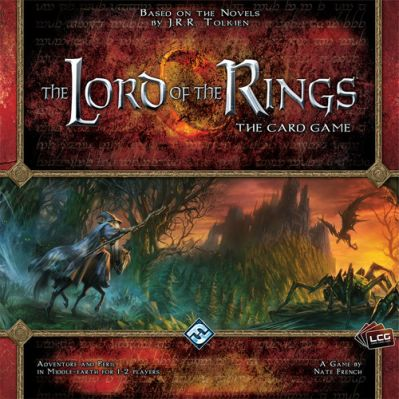 The Lord of the Rings: The Card Game Board Game