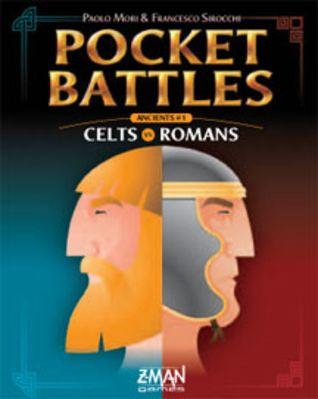 Pocket Battles: Celts vs. Romans Board Game