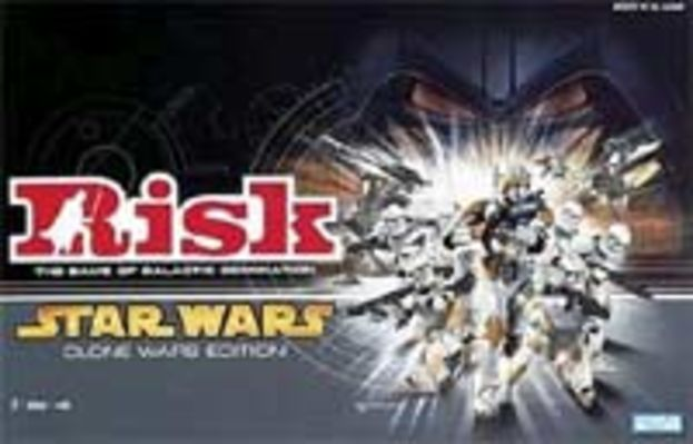 Risk: Star Wars The Clone Wars Board Game