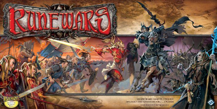 Runewars Board Game