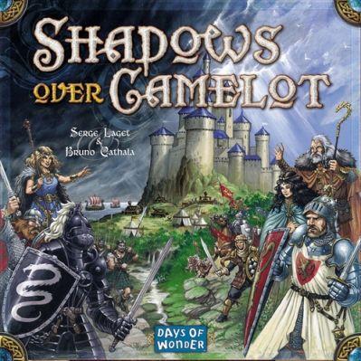 Shadows Over Camelot Board Game