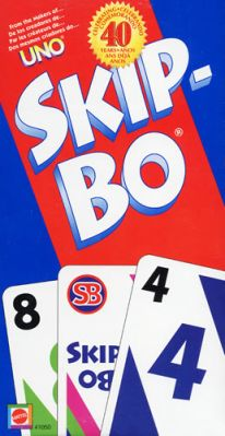 Skip-Bo Board Game