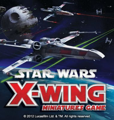 Star Wars X-Wing: Miniatures Game Board Game