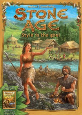 Stone Age: Style is the Goal Board Game