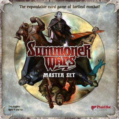 Summoner Wars: Master Set Board Game