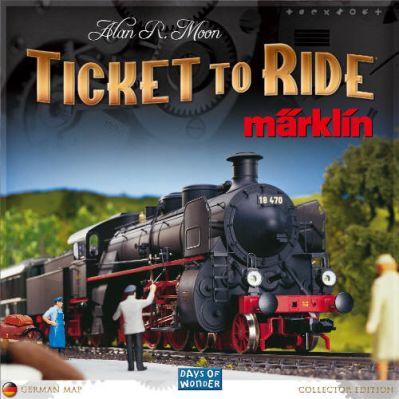 Ticket to Ride: Märklin Board Game