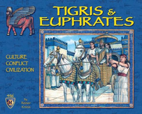 Tigris and Euphrates Board Game