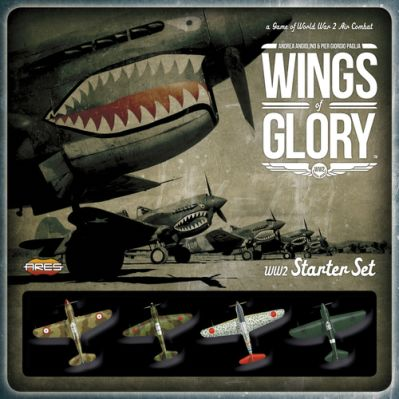 Wings of Glory Board Game