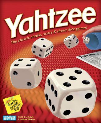 Yahtzee Board Game