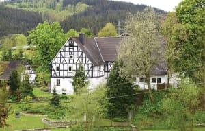 Appartement - Bad Berleburg-Berghausen, Allemagne - DNW821