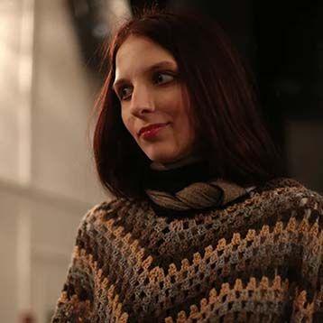 Анастасия Алфёрова - актриса театрального дома «Старый Арбат»