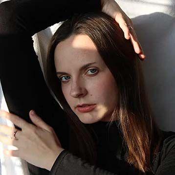 Екатерина Буянова - актриса театрального дома «Старый Арбат»