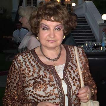 Елена Кормышева - актриса театрального дома «Старый Арбат»