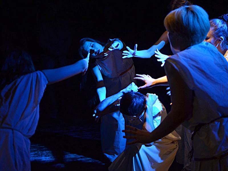 Спектакль Драма на Болоте