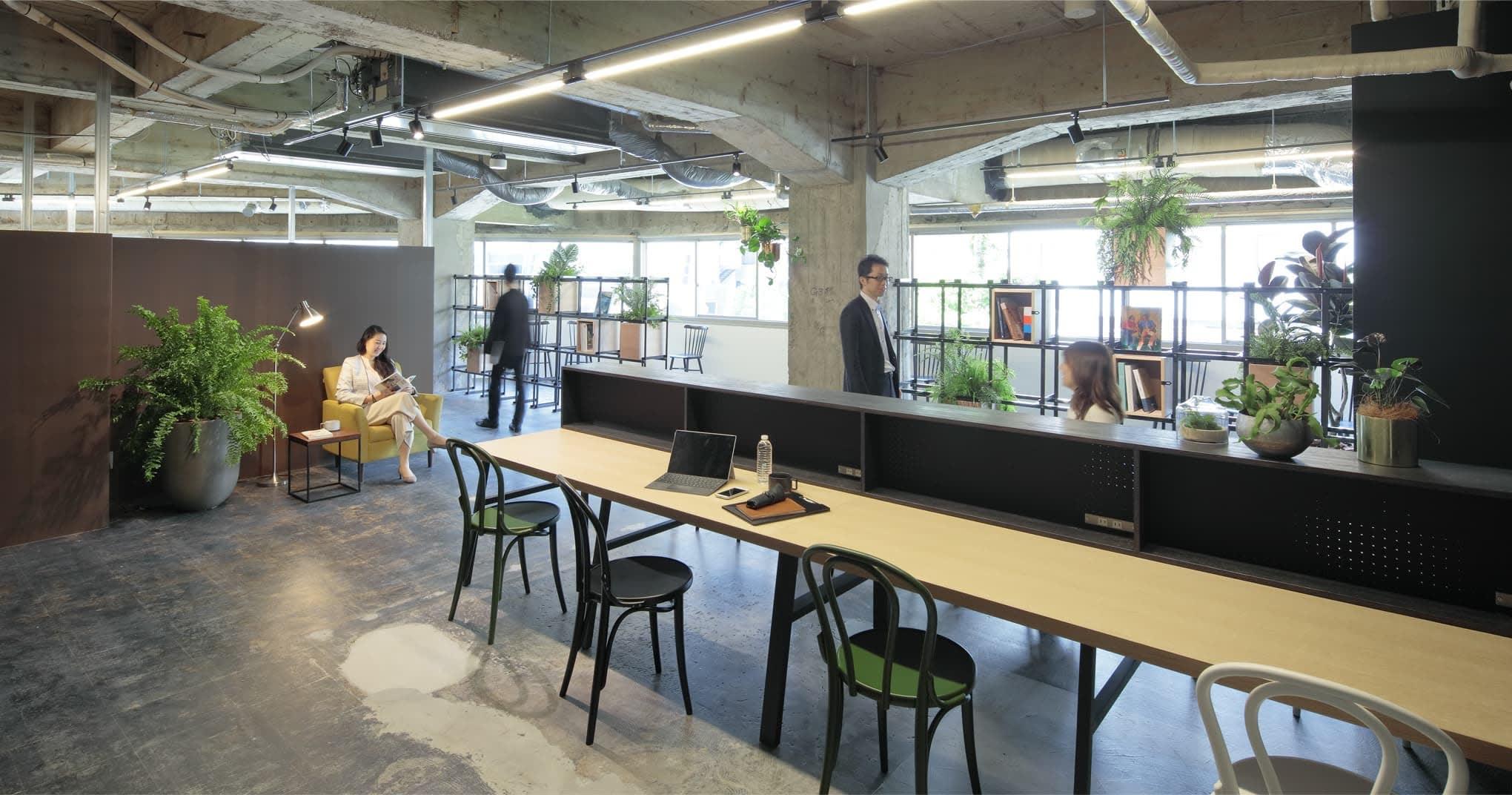 G Innovation Hub YOKOHAMA_コワーキングスペース