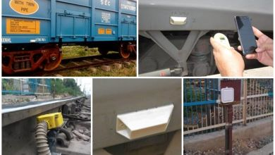 Photo of Smart move by Indian Railways! All train coaches, wagons to be RFID tagged by 2021