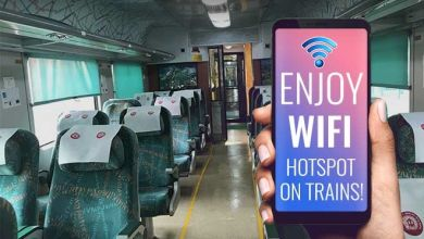 Photo of Live near Indian Railways station? You may get to use Wi-Fi hotspots there
