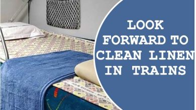 Photo of No more smelly, unclean linen in trains! Indian Railways takes big step for passengers
