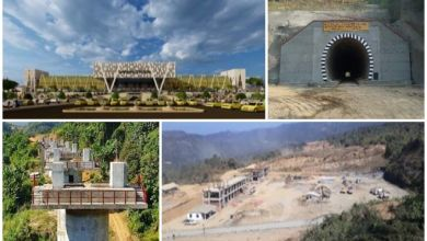 Photo of Challenging project! How Indian Railways is constructing the Bairabi-Sairang new rail line in Mizoram