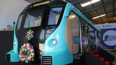 Photo of Hyderabad gets two more Metro trains to tackle rush