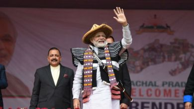 Photo of PM Lays Foundation Stone For 7 Extra High Voltage Sub-Stations And 24 Low Tension Sub-Stations In Arunachal Pradesh