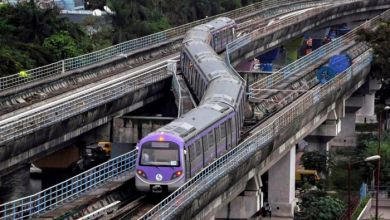 Photo of Kolkata Metro passengers to soon travel in a Chinese train rake! Here's what is being planned