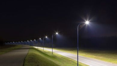 Photo of Panel to verify LED street-lighting project in villages